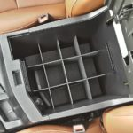 SLX111 Vehicle OCD Toyota Tundra Sequoia center console organizer on top