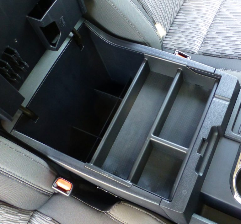 SLX125 Vehicle OCD Toyota Tundra Sequoia center console organizer tray